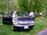 Private Sale Used 1995 DODGE Caravan SE