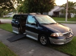 Private Sale Used 2001 FORD Windstar
