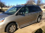 Private Sale Used 2007 TOYOTA Sienna