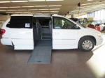 Dealer Sale Used 2005 Chrysler Town & Country