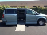 Dealer Sale Used 2010 CHRYSLER Town and Country Touring