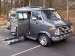 Dealer Sale Used 1987 Chevrolet Sport Van