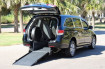 2016 HONDA Odyssey EX Rear Entry Wheelchair Mobility Accessible